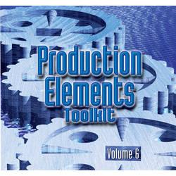 Sound Ideas Production Elements Toolkit - Volume 6 (Audio CD)