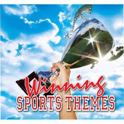 Sound Ideas Winning Sports Themes Royalty-Free Music CD