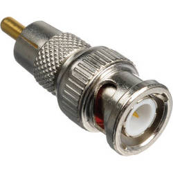 Mace M-BNC/M-RCA Male BNC to Male RCA Connector