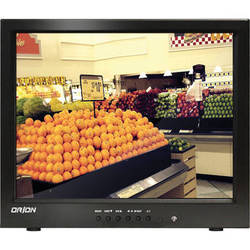 Orion Images 19RTCSR LCD CCTV Monitor (Transreflective Screen)