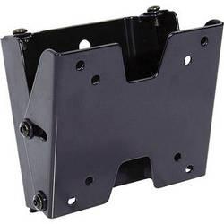 Video Mount Products FP-SFT Small Flat Panel Flush Mount w/ Tilt - Black