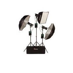Norman Allure 812795 Three Light Battery Travel Kit