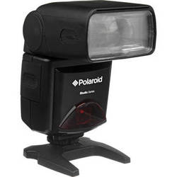 Polaroid PL-126PZ Flash for Nikon Cameras