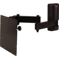 Video Mount Products LCD-2537 Multi-Configurable Mid-Size Flat Panel Articulating Wall Mount - Black