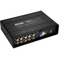 RANE DJ SL 4 5-Channel Interface for Scratch Live