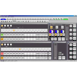 For.A HVS-35GUI Remote Control Software