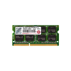 Transcend 4GB SO-DIMM Memory for Notebook