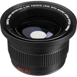Digital Concepts 0.42x Wide-Angle Lens (46mm, Black)