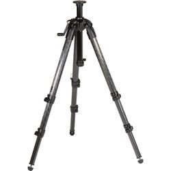 Manfrotto MT057C3-G 057 Carbon Fiber Tripod with Geared Center Column