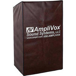 AmpliVox Sound Systems Lectern and Podium Protective Cover