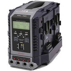 IDX System Technology VAL-4SI Endura Lithium-Ion Battery Charger - Simultaneous