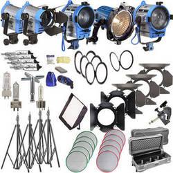 Arri Softbank IV Plus 5 Light Kit (220-240V AC)