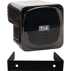 Anchor Audio AN-30CP Portable 30W Speaker Monitor with Bracket (Black)