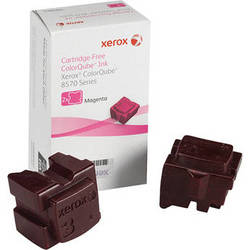 Xerox 108R00927 Colorqube Ink Magenta Cartridges (2 Sticks)