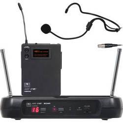 Galaxy Audio ECM Wireless Microphone System