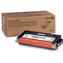 Xerox Cyan High Yield Print Cartridge For Phaser 6280