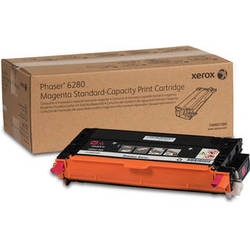 Xerox Magenta Standard Capacity Print Cartridge For Phaser 6280
