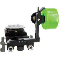 TRIAD RF-15 Follow Focus with Mount for 15mm Rods