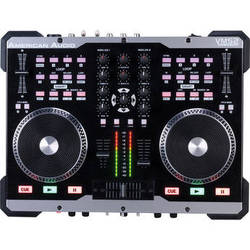 American Audio VMS2 Table Top DJ USB Software Controller