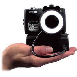 Doctors Eyes Compact System with 52mm LED Ring Light