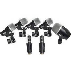 CAD Stage 7 Drum Microphone Pack