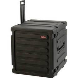 """SKB 12U Roto Shockmount Rack Case (20"""" Deep, 12 Rack Spaces, Black)"""