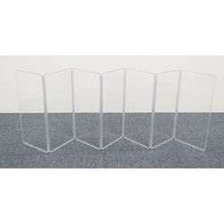 ClearSonic A2 7-Section Acrylic Panel