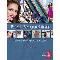 Focal Press Book/CD: Real Retouching by Carrie Beene