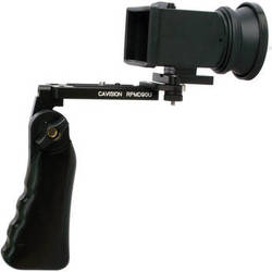 Cavision Single Handgrip Viewfinder Package for Video DSLR