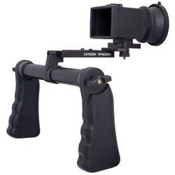 Cavision Dual Handgrip Viewfinder Package for Video DSLR
