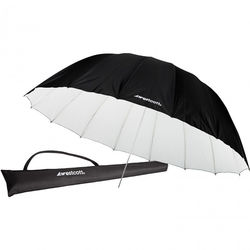 Westcott 7' Parabolic Umbrella (White / Black)