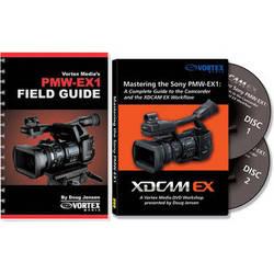 Vortex Media Book/DVD: EX1 Field Guide & Training DVD Bundle by Doug Jensen