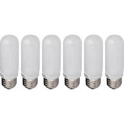 Westcott Spiderlight TD6 Tungsten Lamps - 6 Pack (220V)