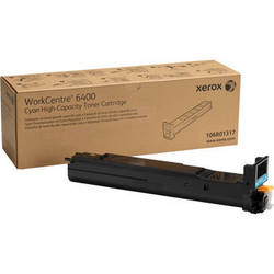 Xerox Cyan High Capacity Toner Cartridge For WorkCentre 6400