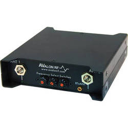 Avalon RF DX502 2-Antenna True Diversity Receiver