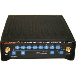 Avalon RF ODX502-1 Digital Video Receiver with External Down Converters