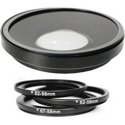 Bower 72mm 0.33x Super Fisheye Lens