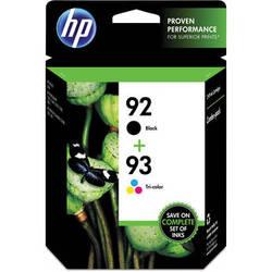 HP 92/93 Combo-Pack Inkjet Print Cartridges