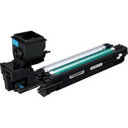 Konica High Capacity Cyan Toner Cartridge For magicolor 3730DN