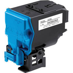 Konica High Capacity Cyan Toner Cartridge For MC4750