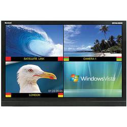 "Marshall Electronics QV261A-HDSDI Desktop Quad Viewer Monitor (26"")"
