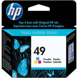HP 49 Tri-Color Inkjet Print Cartridge