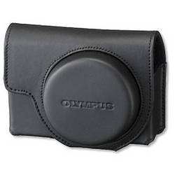 Olympus Leather Case for the XZ-1 Digital Camera (Black)