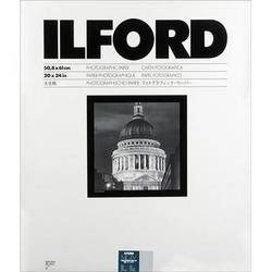 """Ilford Multigrade IV RC Deluxe MGD.44M Black & White Variable Contrast Paper (20 x 24"""", Pearl, 10 Sheets)"""