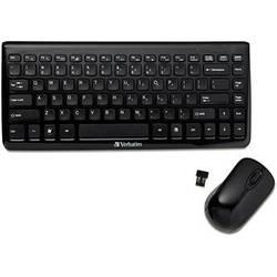 Verbatim Mini Wireless Slim Keyboard and Mouse