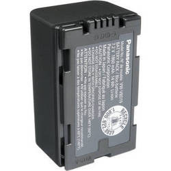 Panasonic VW-VBD19PPK Lithium-Ion Snap On Battery (7.2V, 1860mAh)