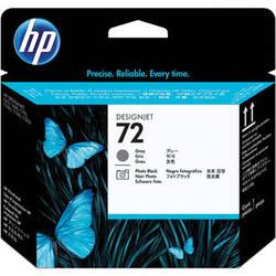 HP 72 Gray & Photo Black Printhead