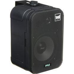 "Pyle Pro PDMN48 5"" 2-Way Bass Reflex Mini Monitor/Bookshelf Speakers (Pair)"