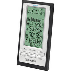 Meade Personal Weather Station with Atomic Clock