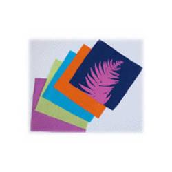 """Blue Sunprints Cyanotype Cotton Squares (6 x 6"""", 100-Pack, Mixed Colors)"""